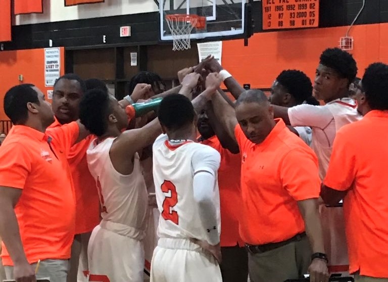 Chester Clippers Huddle