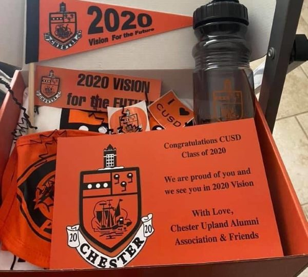 CHS Graduation Memorabelia In Box